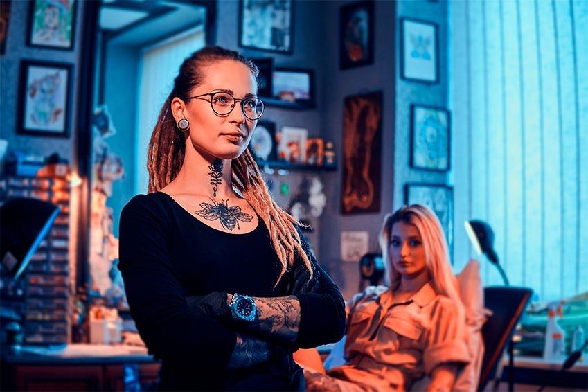 Curso director de centros tatuaje & piercing