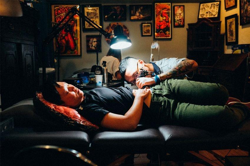 Curso experto técnico asesoramiento de proyectos tatuaje