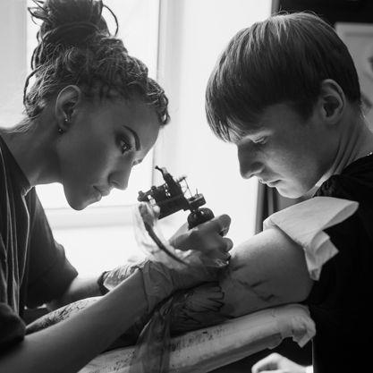 Cursos Tattoo & Piercing